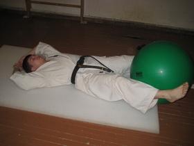 Упражнения с мячом Фото 15 в