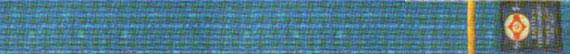 Квалификационные нормативы Федерации Кёкусинкай России (IFK) на 7 кю – голубой пояс с желтой полоской