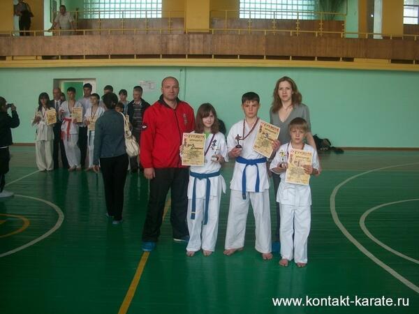 Открытый турнир «20 лет Киокусинкай в г. Аша»