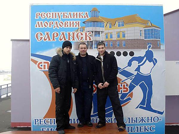 Первенство Приволжского округа по Киокусинкай среди юниоров