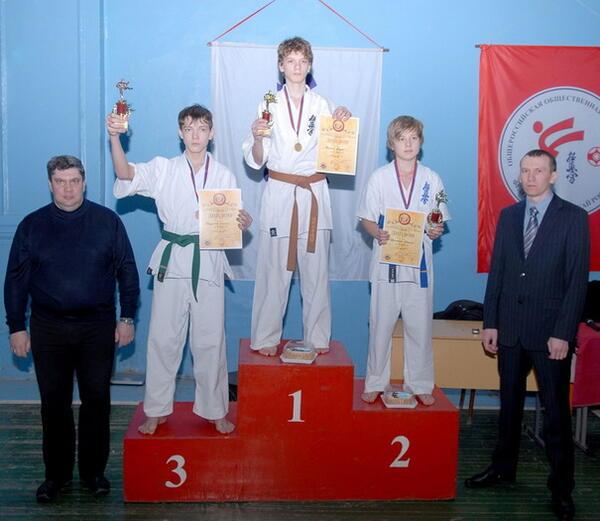 Андрей Мошнин - Чемпион ПФО